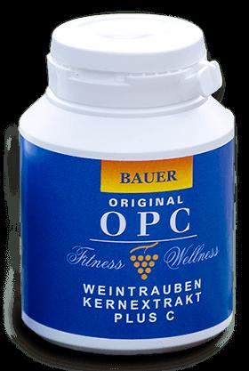 Traubenkern Brian OPC Wirkung Oligomere ProanthoCyanidine